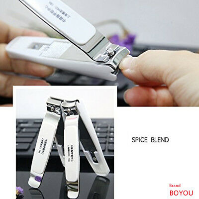 Professional  Toe Nail Clipper Cutter Strong Heavy Duty Tick Nails Flat & Curve