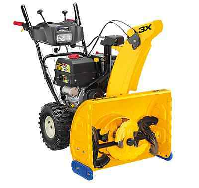 "New Cub Cadet 3X™ 26"" Three-Stage Power Snow Thrower"