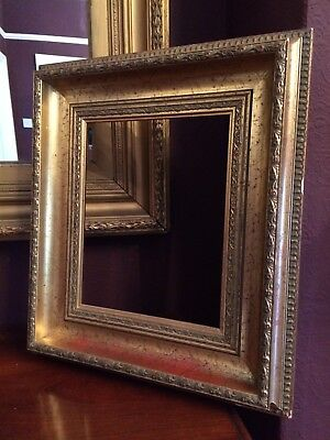 Antique Style French Ornate Rococo Gold Picture Frame Rebate 21 X 26cm