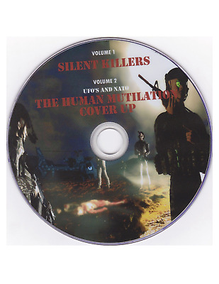 Silent Killers + UFO's & NATO: The Human Mutilation Cover Up • Documentary DVD