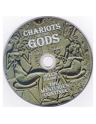 Chariots of the Gods DVD + Volume 2: The Mysteries Continues