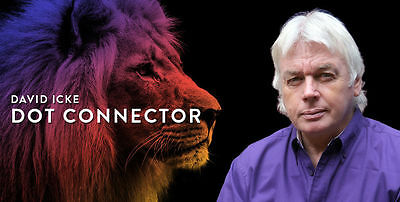 David Icke - Dot Connector (2014) Conspiracy Truth - Complete 9 Episodes on DVD