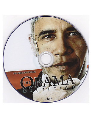 The Obama Deception DVD • New World Order Conspiracy Documentary