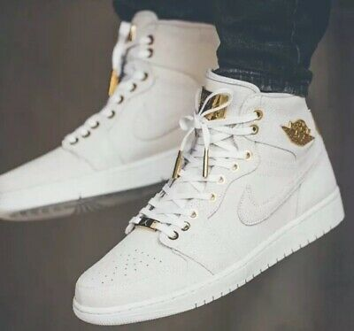 promo code 0f085 56693 NIKE AIR JORDAN 1 PINNACLE  1 SZ  MNS 14  705075 130 Retail