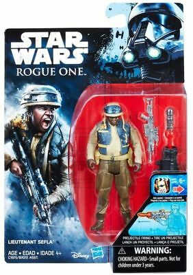 Star Wars Rogue One - Lieutenant Sefla action figure - New in stock
