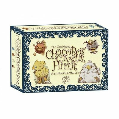 Chocobo's Crystal Hunt - The Card Game - 662248817729