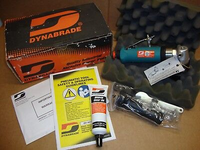 """NEW Dynabrade 54767 3"""" Right Angle Grinder .7HP 18,000-RPM Type-27 Composite"""