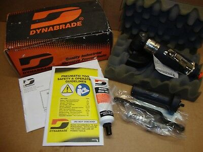 """NEW Dynabrade 54791 4"""" Right Angle Grinder .7HP 13,500-RPM Type-27 Steel Housing"""