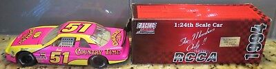 Vintage 1/24 Racing Collectables 1994 NASCAR Country Time Stock Car # 51