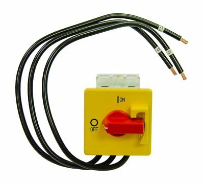 TPI DCS403 40 Amp Disconnect Kit for Series UH Horizontal Fan Forced Unit Heater