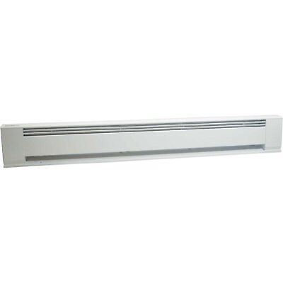 TPI 39BS36 Blank Section Baseboard for Hydronic and Architectural Electric 36""