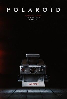 POLAROID great original D/S 27x40 movie poster (s01-31)