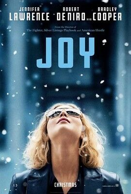 JOY great original 27x40 D/S movie poster (s01)