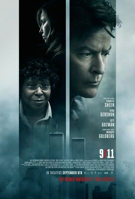 9/11 great original 27x40 D/S movie poster LAST ONE (s01-31)