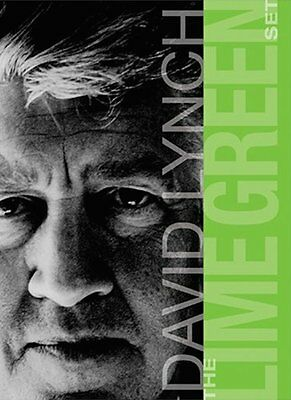 DAVID LYNCH The Lime Green Set DVD New! DUMBLAND INDUSTRIAL SYMPHONY SHORT FILMS