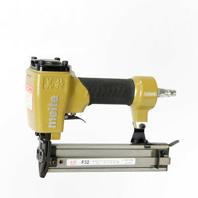 F32 Miter Pneumatic Nailer Joining Gun Nail Joiner Picture Frame Joiner New