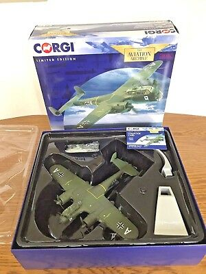 Corgi Aviation Archive AA38806 Dornier Do17 Z Luftwaffe 1940, Limited Edition