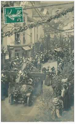 61 . n° 41473 . sees.carte photo.fete de 1912