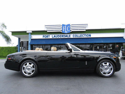2008 Rolls-Royce Phantom -- 2008 Rolls-Royce Phantom Drophead Coupe