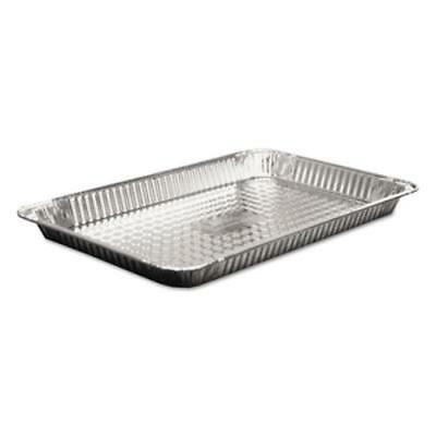 "Handi Foil HFA402170 Steam Table Aluminum Pan, Full-size, 1 5/8"" Shallow,"