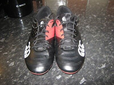 Canterbury Mens Rugby Boots Size 9.5