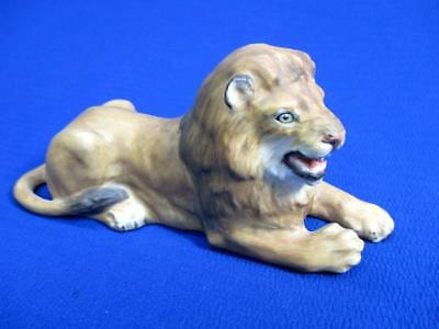 Halcyon Days Wildlife Collection Lion Figurine By Howard Wedgwood