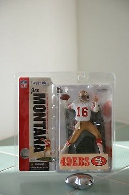 McFarlane NFL Joe Montana Legends Series 2