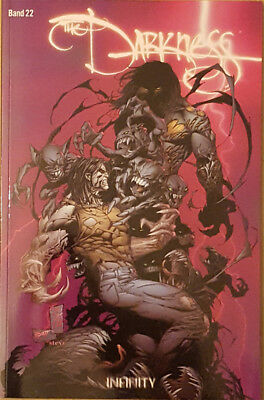 The Darkness Band 22 Infinity Top Cow Witchblade