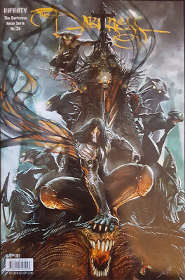 The Darkness Neue Serie Nr. 25 Infinity Top Cow Witchblade