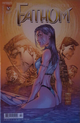 Michael Turner's Fathom Nr. 2 Infinity Top Cow Witchblade Darkness Tomb Raider