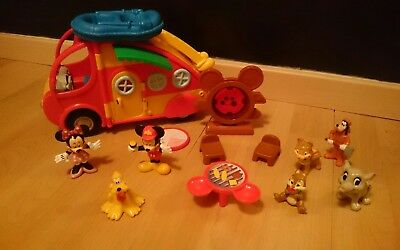 Disney Mickey Mouse wohnmobil Mickey Maus