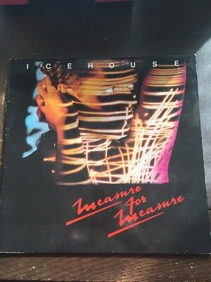 Icehouse LP Measure To Measure