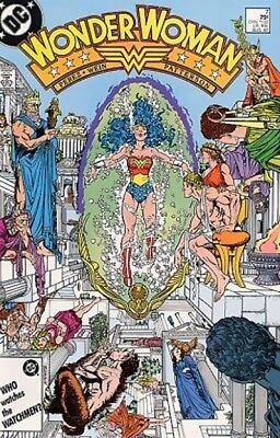 Wonder Woman #7 (Aug 1987, DC) 9.4 NM 1st Barbara Ann Minerva George Perez
