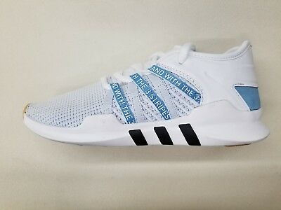 493223c3123 ADIDAS ORIGINALS EQT Racing Adv W White Faded Blue Womens Size Sneakers  Cq2155