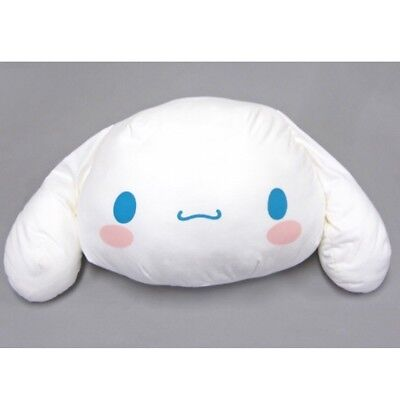 NEW BIG Japan Cinnamoroll Soft Plush Plushy Cushion Sanrio My Melody Hello Kitty