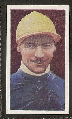Hill-Celebrities Of Sport (Hill Back)-#39- Horse Racing - Perryman