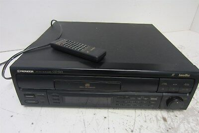 Pioneer CD CDV LD Player Model: CLD-S201 w/ Remote - Works in Original Box