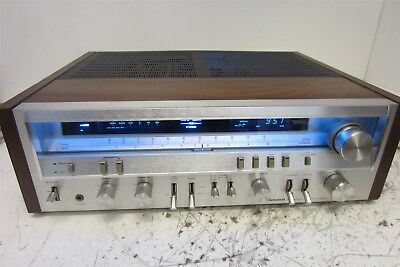 Vintage Pioneer SX-3800 Stereo Receiver Made In Japan - Works