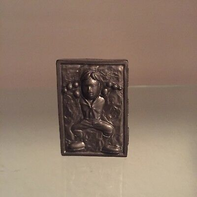 Star Wars Galactic Heroes HAN SOLO Frozen in CARBONITE First Edition