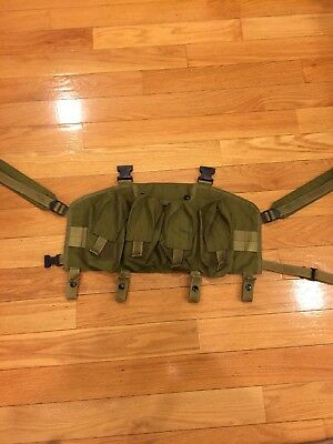 LBT 0290 Gold Label chest rig OD Green