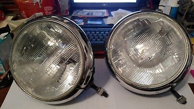 hot rod guide 903J headlights 12 volt halogen sealed beam 32 ford