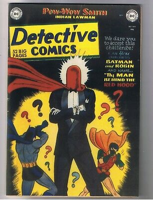 DETECTIVE COMICS 168 Origin of the Joker! 1st Red Hood! Bargain copy