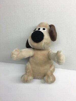 """Wallace and Gromit """"Gromit"""" the dog plush"""