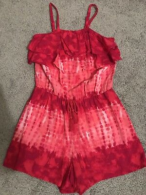 Girl's Romper Size 12 From Justice