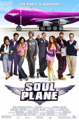 SOUL PLANE great original 27x40 D/S movie poster (cb001)
