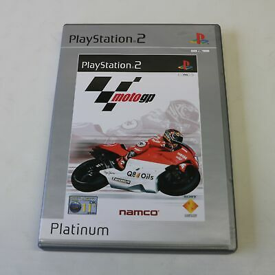 Motogp (Moto Gp) - Sony Playstation 2 Pstwo Ps2 Game - New