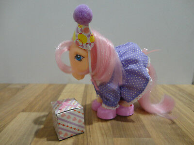 Mein kleines Pony Kleidung Party Time G1 *black-bunny*