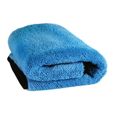 Aqua Microfibre Drying Cleaning Towel Deluxe Super Thick 650gsm Car Detailing