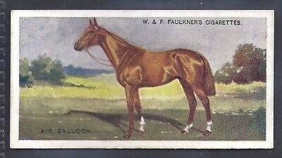 Faulkner-Prominent Racehorses Of The Present Day (1St Series)-#01- Horse Racing