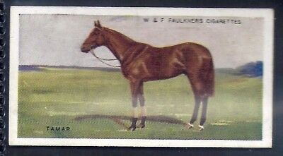 Faulkner-Prominent Racehorses Of The Present Day (1St Series)-#23- Horse Racing